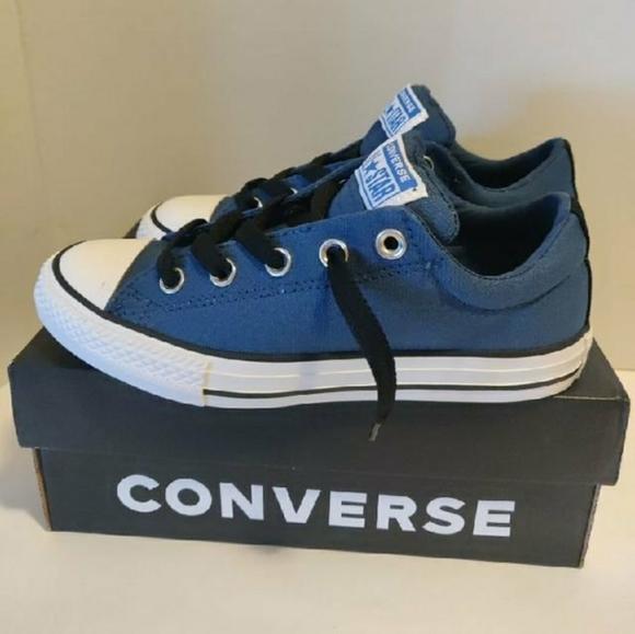 Converse Shoes   Converse Ctas Street Slip   Poshmark
